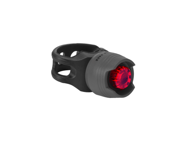 Cube RFR Diamond HQP Bike Light red LED grey/black